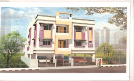 DELUXE FLAT FOR SALE IN IYYAPPANTHANGAL