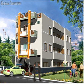 Resale Flats for sale at Kodambakkam